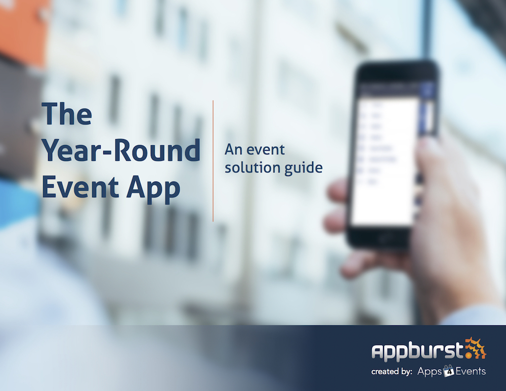 year-round mobile event app
