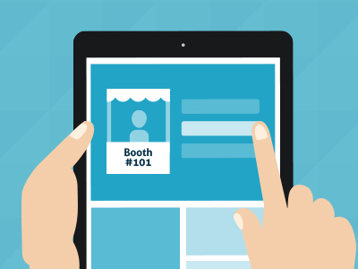 event app benefits for exhibitors, exhibitor event app benefits