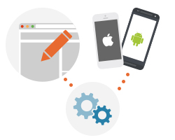 Mobile Content Management System (CMS)