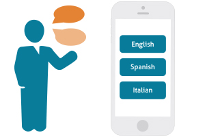 Multi-Language Mobile Event Apps