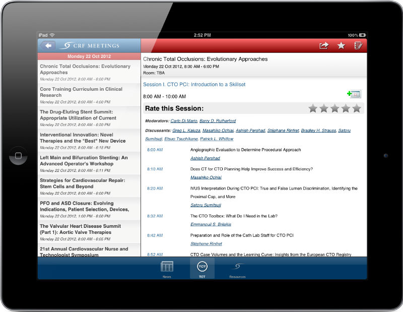 surveys questionnaires feedback apps for events ipad iphone