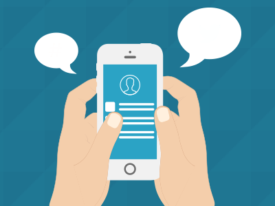mobile event app attendee chat