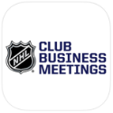 NHL Club Business Meetings Mobile App