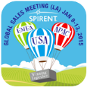 Spirent Global Sales Meeting App